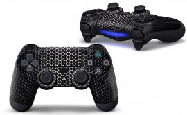 Black Bubbles - PS4 Controller Skins