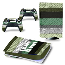 PS5 Console Skins - Warzone