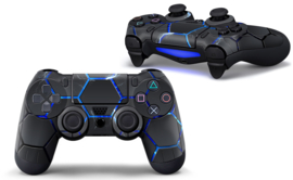 Hex Lightning - PS4 Controller Skins