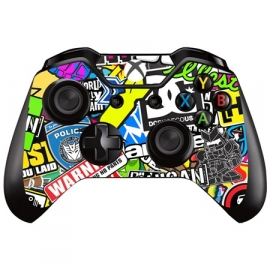 Stickerbomb - Xbox One Controller Skins