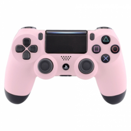 Soft Touch Lichtroze - Custom PS4 Controllers V2