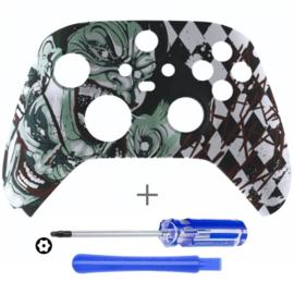 Joker HAHAHA - Xbox Series Controller Behuizing Shell