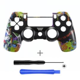 The Joker (GEN 4, 5) - PS4 Controller Shells