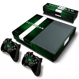 Rotterdam Premium - Xbox One Console Skins
