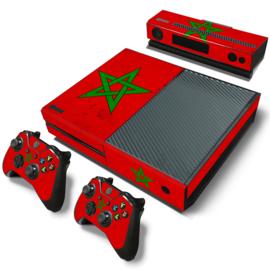 Marokko Premium - Xbox One Console Skins