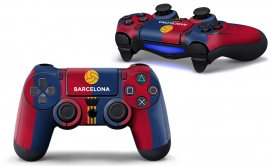 Barcelona Premium - PS4 Controller Skins