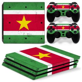 Suriname Premium - PS4 Pro Console Skins