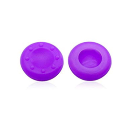 Paars 8 Dots - PS4 Thumb Grips