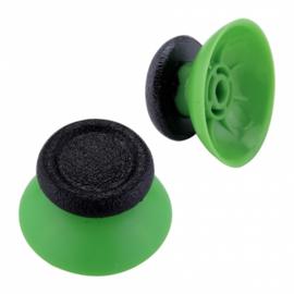PS5 Controller Buttons - Groen met Zwart - Thumbsticks