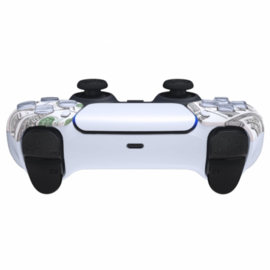PS5 Controller Behuizing Shell - Dollars - Front Shell
