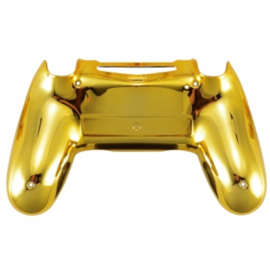 Gold Chrome (GEN 4, 5) - PS4 Controller Back Shells