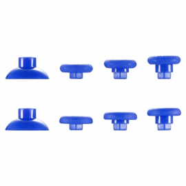 Blauw 6 in 1 - PS4 Thumbsticks