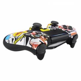 Sony DualShock 4 Controller PS4 V2 - Stickerbomb Custom