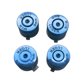 Blauw Bullets - PS4 Controller Buttons