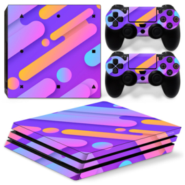 Candy Mix - PS4 Pro Console Skins