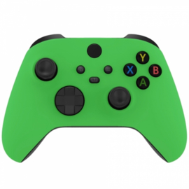 Xbox Series Draadloze Controller - Soft Touch Groen Custom