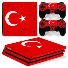 Turkey Premium - PS4 Pro Console Skins