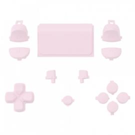 Lichtroze Soft Touch (GEN 4, 5) - PS4 Controller Buttons