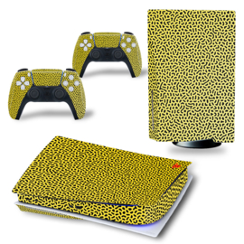 PS5 Console Skins - Cool Gradient Goud