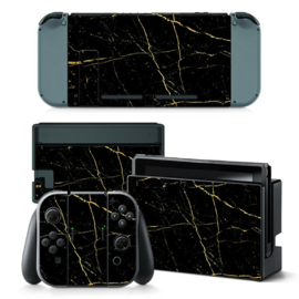 Marble Gold - Nintendo Switch Skins