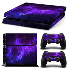 Dark Galaxy - PS4 Console Skins