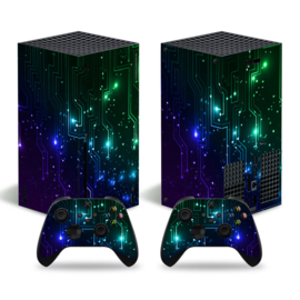 CPU Mix - Xbox Series X Console Skins