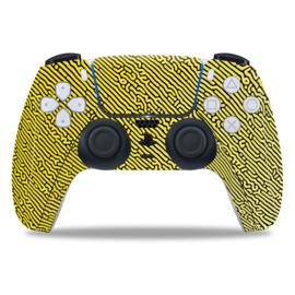 PS5 Controller Skins - Cool Gradient Goud