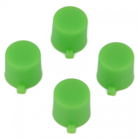 Green (4 pieces) - PS4 Controller Buttons