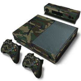 Army Camo Premium - Xbox One Console Skins