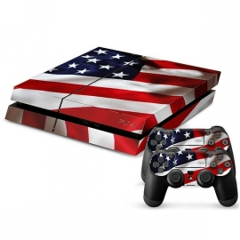 Amerika - PS4 Console Skins