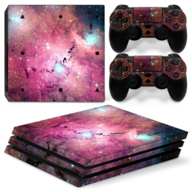 Galaxy - PS4 Pro Console Skins