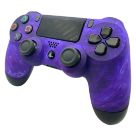 Dark Galaxy - Custom PlayStation PS4 Wireless Dualshock 4 V2 Controller