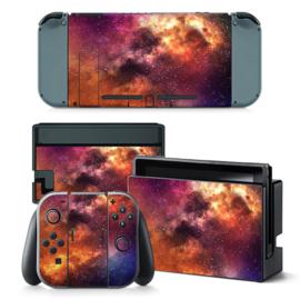 Starry Sky - Nintendo Switch Skins