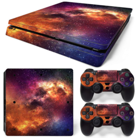 Starry Sky - PS4 Slim Console Skins
