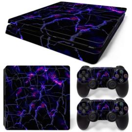 Dark Matter Premium - PS4 Slim Console Skins