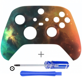 Starry Sky - Xbox Series Controller Behuizing Shell