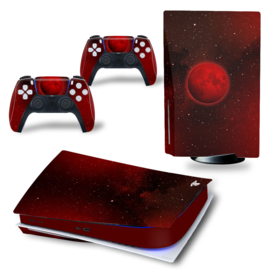 PS5 Console Skins - Red Planet