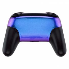 NS Behuizing Shell - Blauw / Paars Metallic - Pro Controller Shells