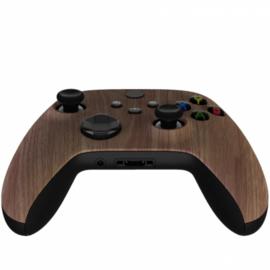 Xbox Series Draadloze Controller - Wood Custom