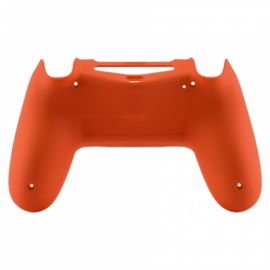 Soft Touch Oranje (GEN 4, 5) - PS4 Controller Back Shells