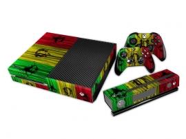 Bob Marley - Xbox One Console Skins