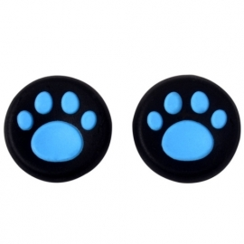 Hondenpoot Blauw - PS4 Thumb Grips