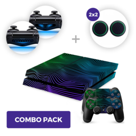 Brainwaves Skins Bundle - PS4 Combo Packs