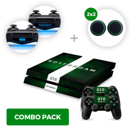 Rotterdam Skins Bundle - PS4 Combo Packs