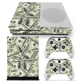 Dollars - Xbox One S Console Skins
