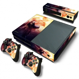 Lion - Xbox One Console Skins