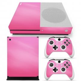 Pink - Xbox One S Console Skins