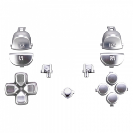 Silver Elite (GEN 4, 5) - PS4 Controller Buttons