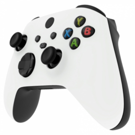 Xbox Series Draadloze Controller - Soft Touch Wit Custom