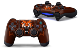 Gamer Tiger - PS4 Controller Skins
